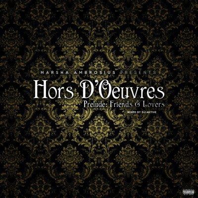 Hors D'Oeuvres-front